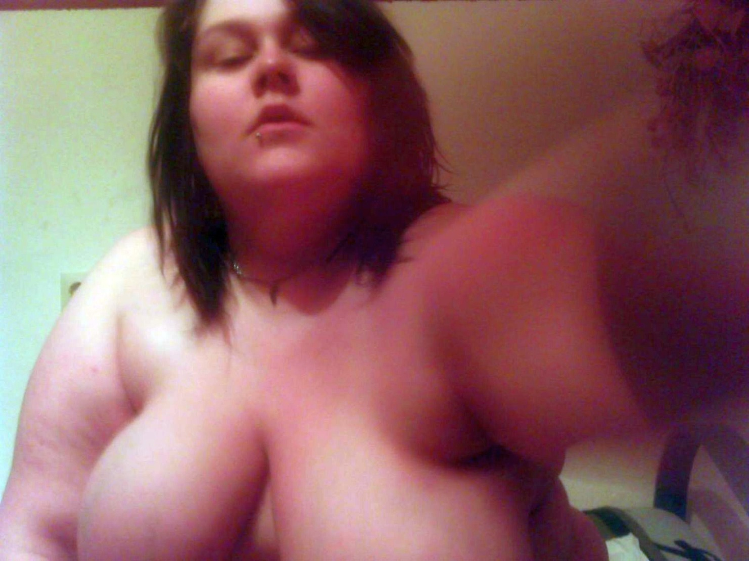 Nacktselfie